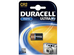 Duracell DL CR2 3V fotóelem