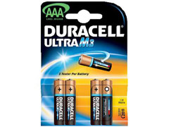 Duracell Ultra Power micro elem