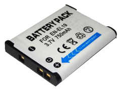 SysPower EN-EL19 akkumulátor