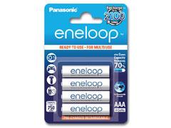 Eneloop 4db 800 mAh micro akkumulátor