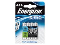 Energizer Ultimate mikro 4 elem