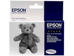 Epson T0611 fekete inkjet festékpatron