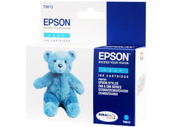 Epson T0612 ciánkék inkjet festékpatron