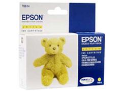 Epson T0614 sárga inkjet festékpatron