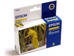 Epson T0484 sárga inkjet festékpatron