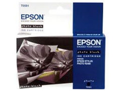 Epson T0591 photo fekete inkjet festékpatron