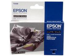 Epson T0598 matt fekete inkjet festékpatron