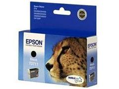 Epson T0711 fekete inkjet festékpatron