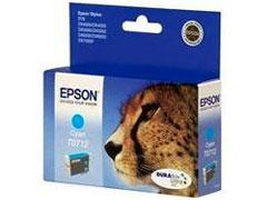 Epson T0712 ciánkék inkjet festékpatron