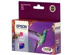 Epson T0803 magenta inkjet festékpatron