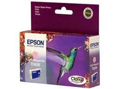 Epson T0806 light magenta inkjet festékpatron