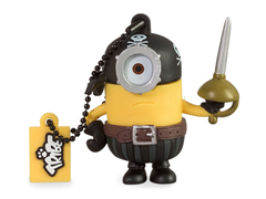 Tribe Minion Eye Matie 8GB pen drive