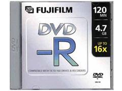 Fuji DVD-R írható DVD