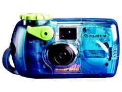 Fuji QuickSnap Marine egyszer használatos fényképezõgép