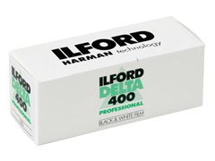Ilford Delta 400 120/12 fotófilm