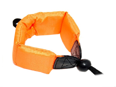 JJC ST-6O lebegõ szivacs csuklószíj narancs