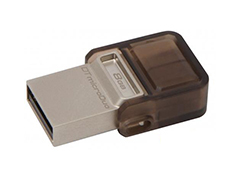 Kingston Data Traveler microDuo 8GB pen drive