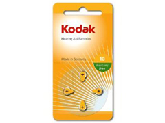 Kodak K10ZA-4 lejárt! elem