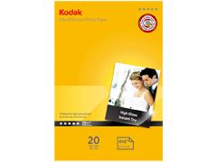Kodak Ultra Premium A4/20 280g High Glossy inkjet fotópapír