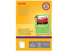 Kodak A6/5 mágneses inkjet fotópapír