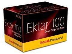 Kodak Ektar 100 135/36 fotófilm