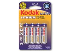 Kodak Ultra Lithium KAAFR-4 ceruza elem