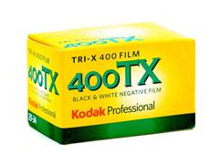 Kodak Tri-X 400 135/36 fotófilm