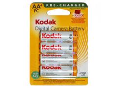 Kodak akku HR6 ceruza 4 2100 mAh akkumulátor