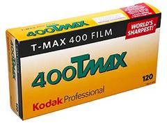 Kodak TMY 400 120 fotófilm