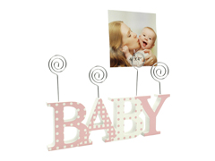 KPH 1407 Baby Clip pink