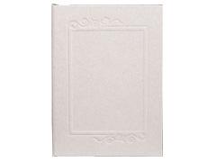 Crea Case 2 lemezes kristály-fehér DVD tok