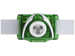 LED Lenser SEO3 zöld fejlámpa