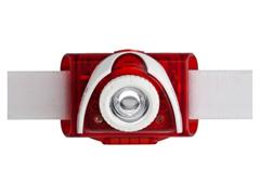 LED Lenser SEO5 piros fejlámpa