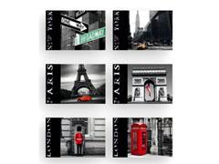 Walther MA-506 Citylife 40/10*15 fotóalbum