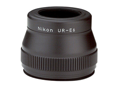 Nikon UR-E6 adapter