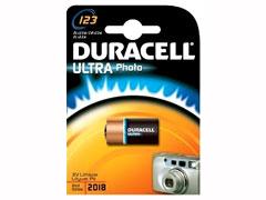 Duracell DL 123 A fotóelem