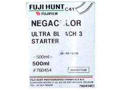 Fuji Hunt C41 Negacolor Ultra Bleach Starter 0,5l fotóvegyszer