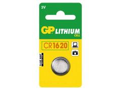 GP CR1620 elem