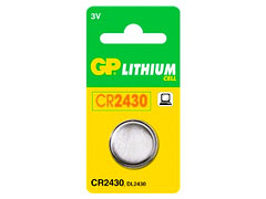 GP CR2430 elem