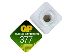 GP SR66/377/V377/SR626SW óra elem