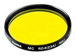 Hama Hama Y2/K2 sárga korr. M49 szûrõ