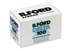 Ilford Delta 100 135/36 fotófilm