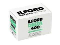 Ilford Delta 400 135/36 fotófilm