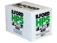 Ilford HP5 400 135/36 fotófilm