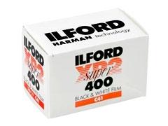Ilford XP2 400 135/36 fotófilm