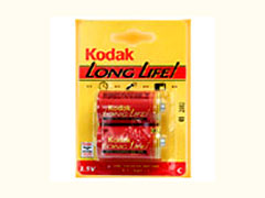 Kodak Extra Heavy Duty R14  baby fotóelem