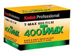 Kodak TMY 400 135/36 fotófilm