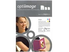 Optiimage üdvözlõkártya A6/20 + 20db boríték