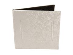 Crea Case 1 lemezes orchidea-fehér DVD tok