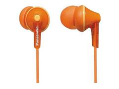 Panasonic RP-HJE125 narancs fülhallgató
